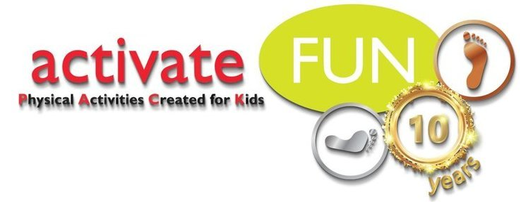 Activate Fun Logo